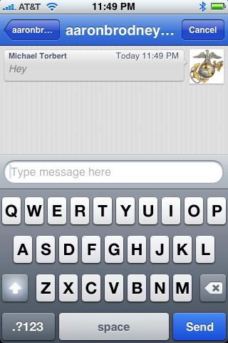 Skype iPhone App | Michael Torbert