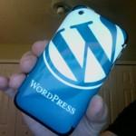 iPhone 3G WordPress Skin