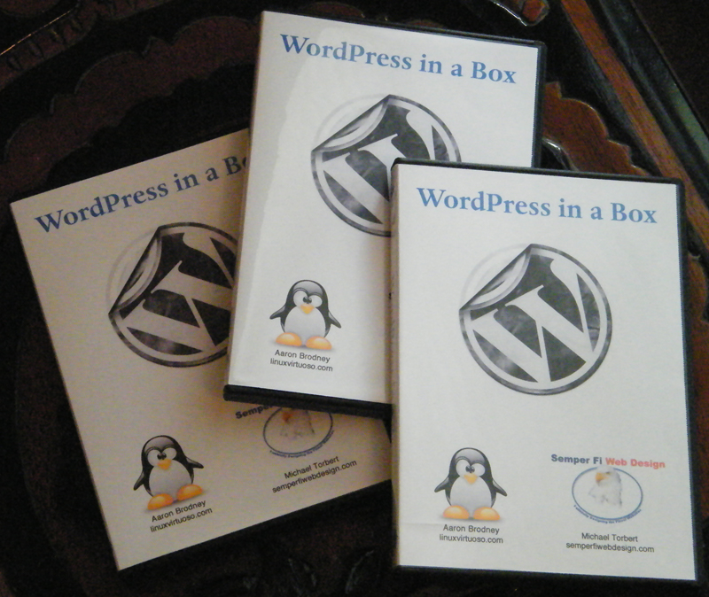 WordPress-DVD