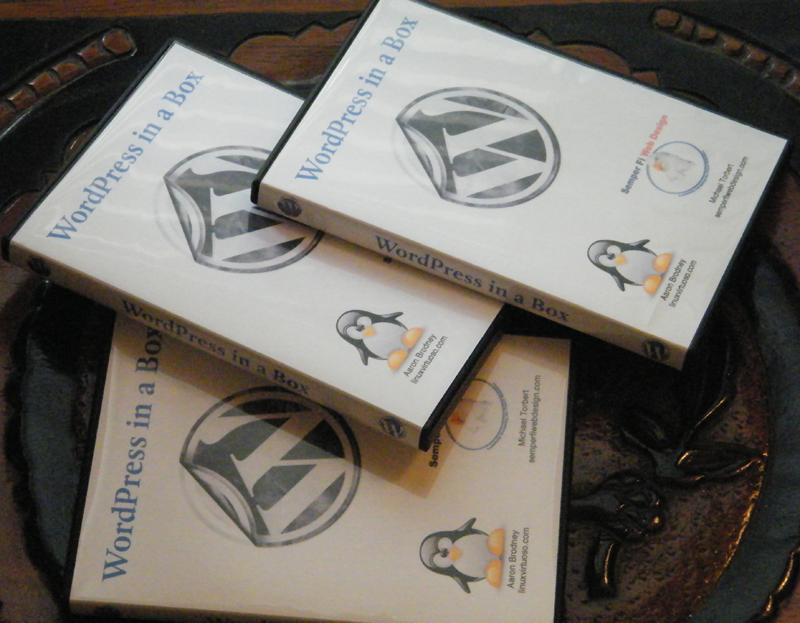 WordPress-in-a-Box