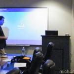 aaron-presenting