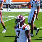 Marshall @ Virginia Tech 2009