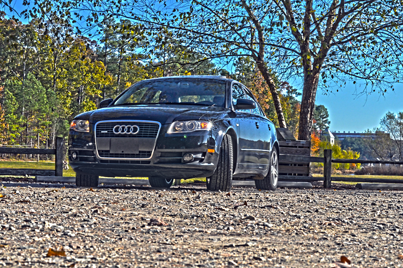 HDR Audi