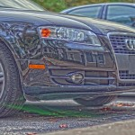 Audi in HDR