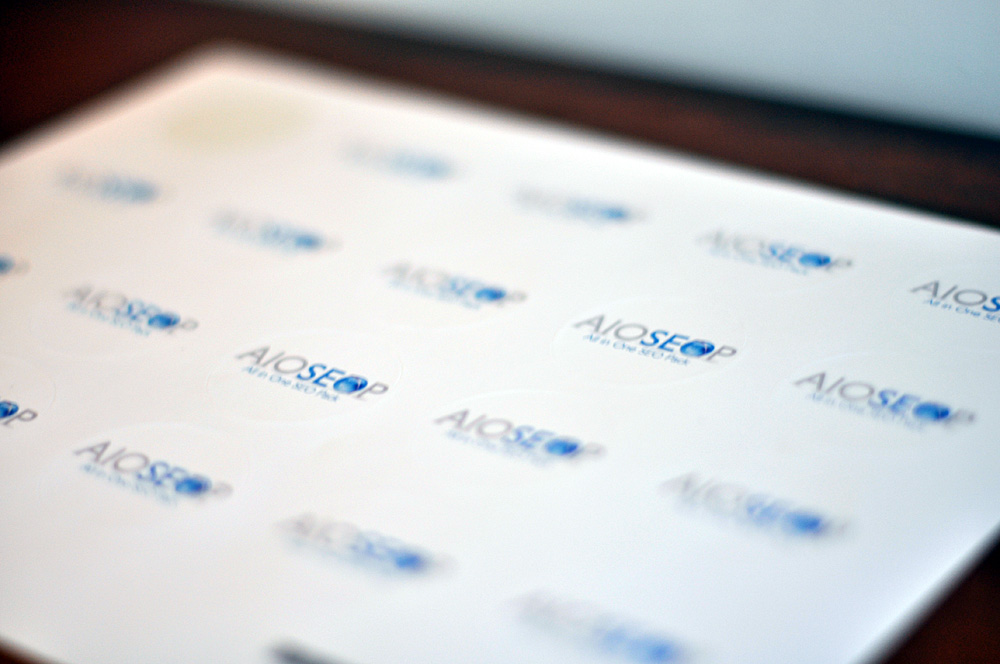 AIOSEOP stickers