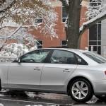 snowy Audi