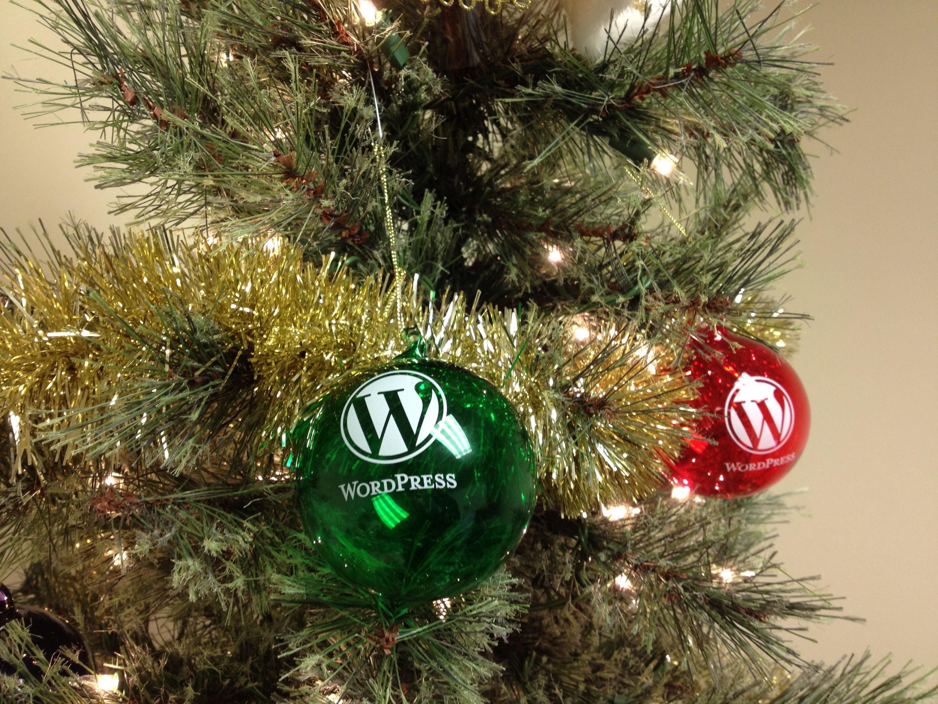 WordPress Ornament