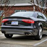 WordPress Audi – S4 Edition